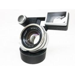 Leica Summilux 35mm F/1.4 Googles Steel Rim