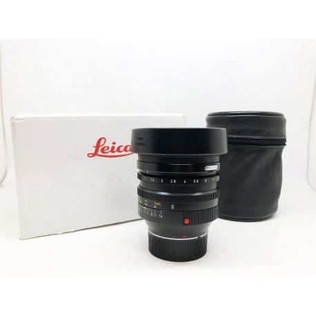 Leica Noctilux-M 50mm f/1.0