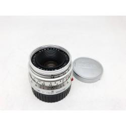 Leica Summaron-M 35mm f/2.8 (little 8 element) Silver