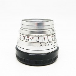 Leica Summicron-M 35mm f/2 v.1 (8 element) Silver
