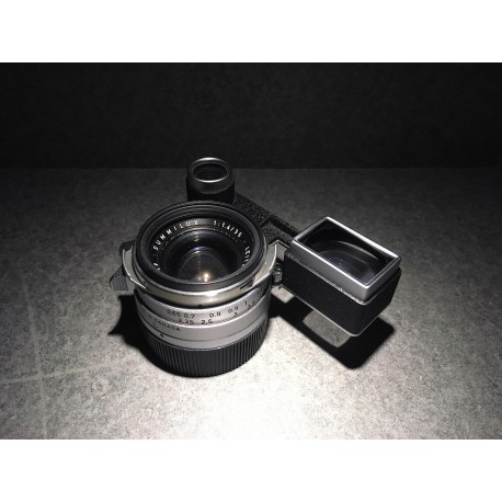 Leica Summilux 35mm F/1.4 Steel Rim Googles Canada
