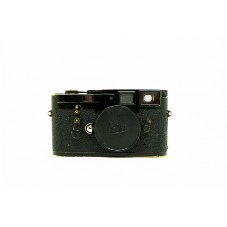 Leica M3 Film Camera Black