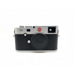 Leica M240 Digital Camera (Silver Chrome Finish) 10771