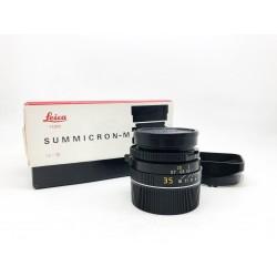 Leica Summicron-M 35mm f/2 v.4 (7 Element) Canada