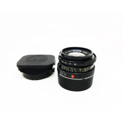 Leica Summicron-M 35mm f/2 v.4 (7 element) black TIGER CLAW