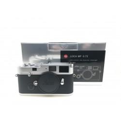 Leica MP 0.72 film camera Silver Chrome 10301 (brand new)