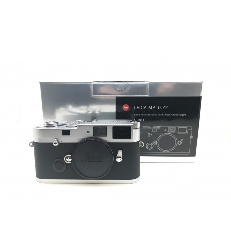 Leica MP 0.72 Silver Chrome 10301 (brand new)