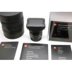Leica Summicron-M 28mm/f2 asph (11604)