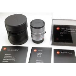 Leica summilux-m 50mm/f1.4 asph 11892