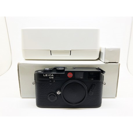 M6 Classic Film Camera Black