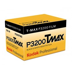 Kodak T-Max P3200 135-36 Black & White Negative Film
