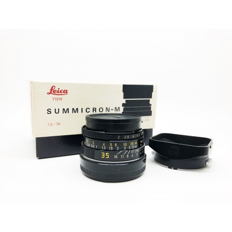 Leica Summicron 35mm F/2 7 Element