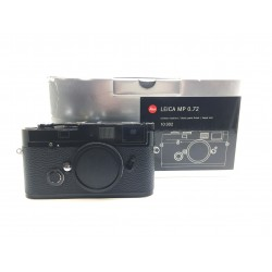 Leica MP 0.72 Film Camera Black Paint Finish (10302)