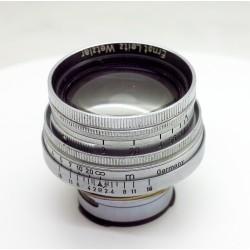 Leica Summitar 50mm/f2 LTM