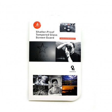 Shatter-proof tempered glass screen guard for Leica M240 (Screen protector)