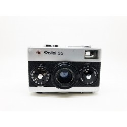 Rollei 35 Silver (Singapore)