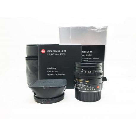 Leica Summilux-M 35mm f/1.4 Asph (11874)