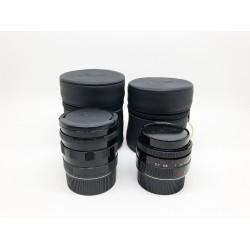 Leica Summicron-M 35mm f/2 ASPH. + Summilux 50mm f/1.4