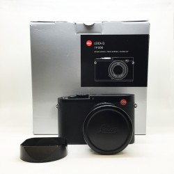 Leica Q Digital Camera Black Used