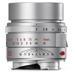 Leica APO-Summicron-M 50mm f/2.0 ASPH Silver (BRAND NEW 50AA) 50APO