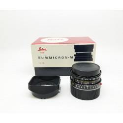 Leica Summicron-M 35mm f/2 v.4 Canada (7 element) 七枚玉