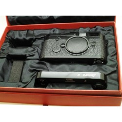 Leica black paint MP 3 LHSA special edition