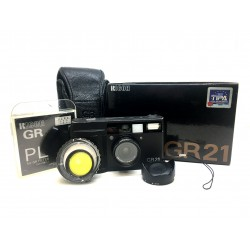 RIcoh GR21 compact film camera