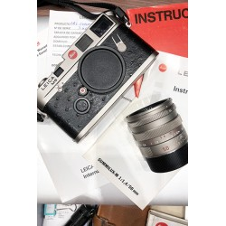 Leica M6 Classic Titan & Summilux 50mm F/1.4 Titan