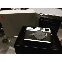 Leica MP 0.72 film camera Sliver (Brand New)