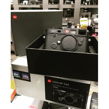 Leica M7 0.85 black