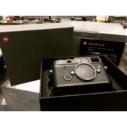 Leica M7 0.72 film camera Black (Brand New)