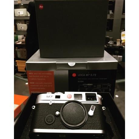 Leica M7 0.72 Sliver