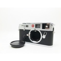 Leica M6 TTL Film Camera 0.72 Silver