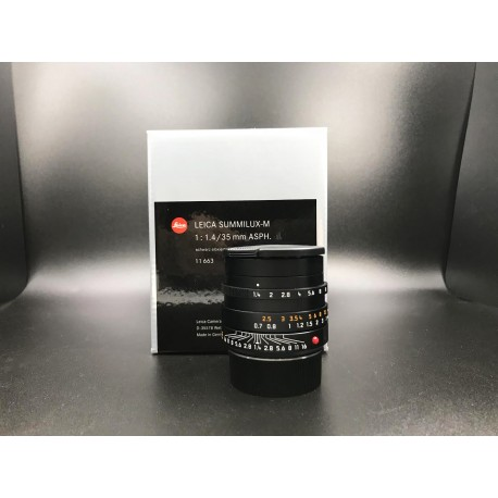 Leica Summilux -M 35mm F/1.4 Asph