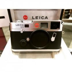 Leica M6 TTL Film Camera 0.58 Silver