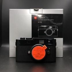Leica M9-P Digital Camera Black Paint Finish 10703 USED