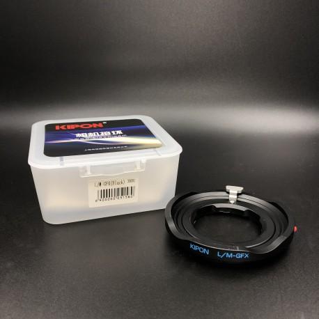 Kipon L/M-GFX Adapter