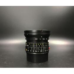 Leica Elmarit-M 24mm F/2.8 Asph Blk 11878