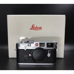 Leica M6 Silver Film Camera Full Packing