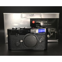 Leica MP 0.58 Black Paint Camera Full Packing