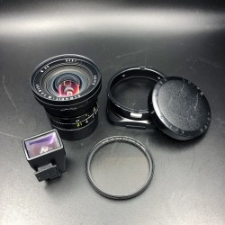 Leica Elmarit-M f/2.8 21mm with 21mm viewfinder