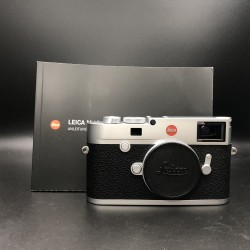 Leica M10 Digital Camera Silver Used