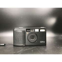 Ricoh GR1V Point & Shoot Camera