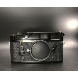 Leica M4 Rangefinder Film Camera Original Black paint