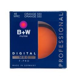 B+W 46 MRC 040M Orange 550 40388