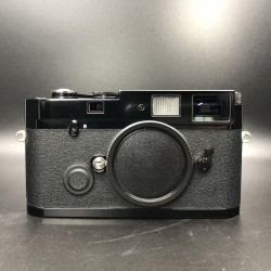 Leica MP 0.72 (Black Paint) Film Camera