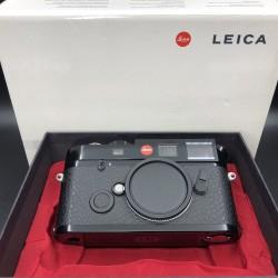 Leica M6 Rangefinder Film Camera TTL 0.85 Black Paint Finish
