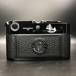 Leica M6 TTL 0.85 film camera Black paint (Øresundsbron limited edition) BRAND NEW