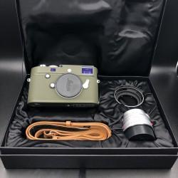 Leica M-P Safari Set With Leica Summicron-M 35mm/f2 Asph (10933) MP240