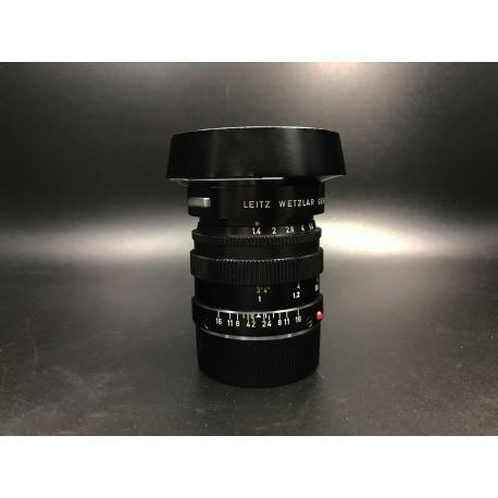 Leica Summilux 50MM F/1.4 Blk